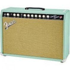 Amplificador Fender Super Sonic 22 Surf por 1.108€ Iva incluido.  Conoce sus características en nuestra web: www.jacksontheshop.com