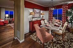 Residence 5 - Dining Room