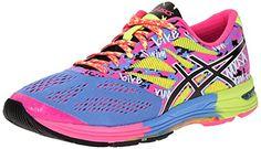 ASICS Women's Gel-Noosa TRI 10 Running Shoe, Powder Blue/Black/Hot Pink, 9 M US - http://womenrunningshoes.shopping-craze.com/index.php/2016/04/09/asics-womens-gel-noosa-tri-10-running-shoe-powder-blueblackhot-pink-9-m-us/