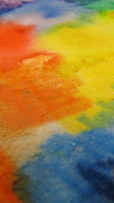 Painting on felt at the Colour Straw workshop. Watermelon, Workshop, Felt, Tours, Colour, Crafts, Painting, Color, Atelier