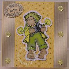 Teddy Bea card