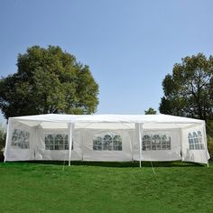 Found it at Wayfair.ca - Party Tent with 5 Removable Sidewalls