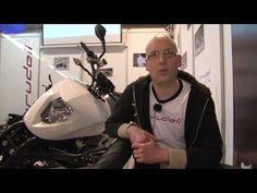 Brudeli Leanster - MC on three wheels - YouTube