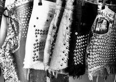 Tachas- Reciclar ropa