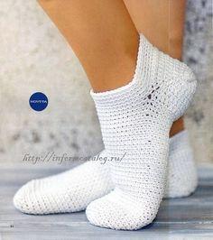 örgü bayan çorap