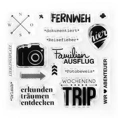 10€ + 5 € Versand#13 Fernweh