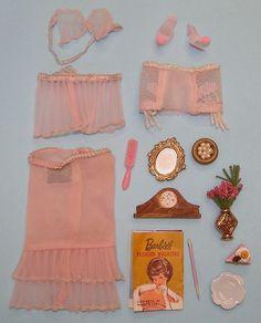 Old Barbie stuffs 1950sunlimited: I'm in love - a-mini-a-day