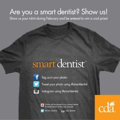 Contest rules.  Entries will be pinned as they are submitted. #dentistry #smartdentist