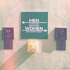 洗手間標示也可以這麼有梗,精選各國創意標示! » ㄇㄞˋ點子
