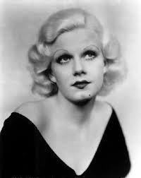 Jean Harlow, the original blonde bombshell