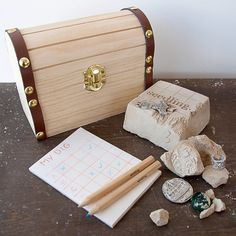 Lost Civilization Excavation Kit Wanted: World explorers for special assignment to uncover a lost civilization. Apply within.
