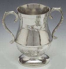 Irish Claddagh Wedding Cup
