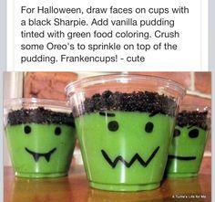 Frankenstein Cups                                                                                                                                                                                 More