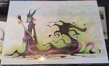 "Disney WonderGround Gallery Maleficent ""The Mistress of All Evil"" Postcard"