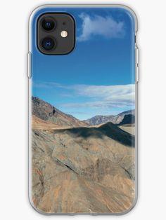 Protect your phone in style with this adventurous sleeve. Seeing this you will dream of your next travel or just to have your head up in the clouds. Iphone Case Covers, Travel Mug, Iphone 11, Clouds, Sky, Sleeve, Accessories, Design, Heaven