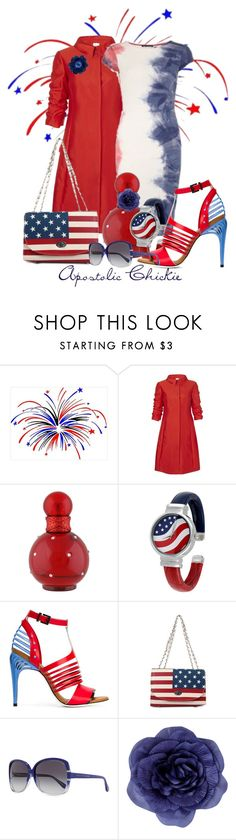 """Time To Celebrate"" by apostolicchickie ❤ liked on Polyvore featuring WALL, Armani Collezioni, Dorothy Perkins, Britney Spears, Geneva, Fendi and Marc by Marc Jacobs"