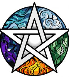 Wiccan Symbols and Their Meanings - Spells Wiccan-Symbols-And-Meanings-Wiccan-Pentagram-Pentacle Autel Wiccan, Wiccan Books, Magick, Witch Symbols, Moon Symbols, Witchcraft Symbols, Celtic Symbols And Meanings, Viking Symbols, Egyptian Symbols