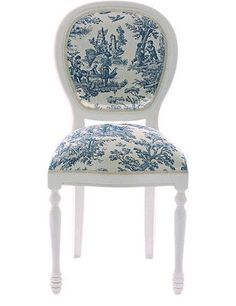 French Country I love this chair