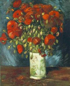 Vincent van Gogh: The Paintings (Vase with Red Poppies)