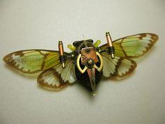 Découvrez les impressionnants insectes bioniques du laboratoire Insect Lab