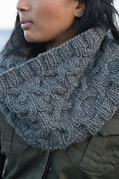 Ravelry: Winter Cowls pattern by Carrie Bostick Hoge