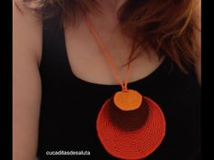 ¡ COLLAR ! De colores a Crochet paso a paso . DIY, My Crafts and DIY Projects