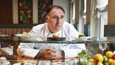 ¡El chef José Andrés se convirtió en el decano de estudios españoles del International Culinary Center, en Nueva York! Lee más aquí: http://www.sal.pr/chefs/decanodelacocinaespanola.html