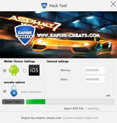 The latest asphalt 7 cheats are ready to download.