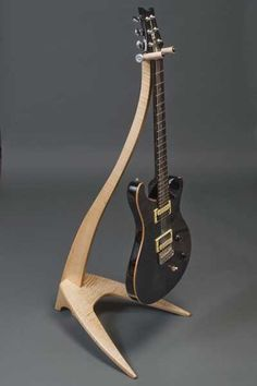 Gallery of Wooden Guitar Stands