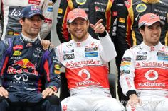 Mark Webber, Red Bull Racing and Jenson Button, McLaren Mercedes | Main gallery | Photos | Motorsport.com