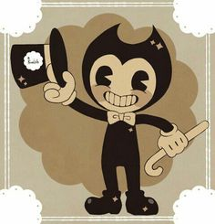 bendy and the ink machine Bendy Y Boris, Boris The Wolf, Fun Games, Awesome Games, Alice Angel, Mickey Mouse Cartoon, Felix The Cats, Cartoon Games, Bendy And The Ink Machine