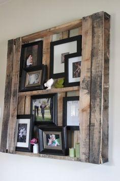 Pallet Shelf | Daily Living Brief
