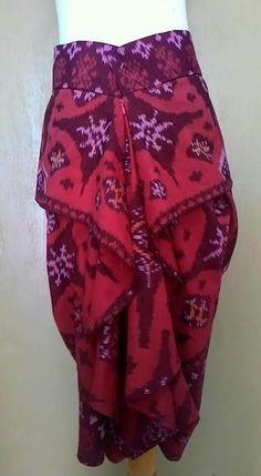 Nice ikat skirt
