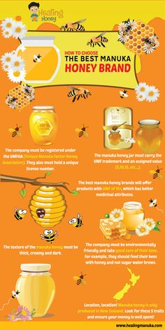 How to choose the best manuka honey brands