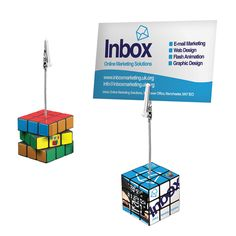 Liven up your company's business. Get customers rushing through doors! Simple promos do a lot! Rubik items are fab!!!