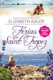 Férias em saint tropez # Elizabeth Adler