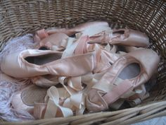 lily's ballet shoes
