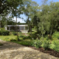CONTEMPORARY ECO MOBILE HOME ARCHITECTS HAMPSHIRE 026