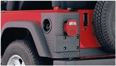 Bushwacker 14004 Jeep Trail Armor Rear Corner Pair for Flat Style & Factory Flares,Black - BlackDogMods Car Insurance Rates, Best Car Insurance, Jeep Tj, Jeep Wrangler Tj, Lifted Ford Trucks, Chevy Trucks, Chevy C10, Jeep Trails, Black Jeep