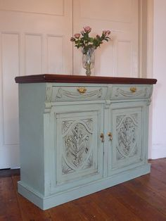 Dazzle Vintage Furniture: Easy Shabby Chic - How To Create Your Own Painted Furniture