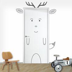 Fleur de kinderkamer op met posters en deurstickers van DecoDeco