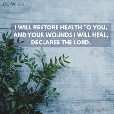 Here are 20 Bible verses for healing. These healing scriptures help align your heart and mind on the power and love of Jesus Christ and His ministry to us. God Healing Quotes, Healing Bible Verses, Powerful Bible Verses, Healing Words, Prayers For Healing, Scripture Verses, Bible Verses Quotes, Bible Scriptures, Faith Quotes