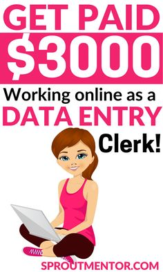 Work From Home Careers, Work From Home Companies, Work From Home Opportunities, Work From Home Tips, Virtual Jobs, Job Help, Job Work, Data Entry, Earn Money From Home