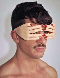 Glasses, created by Jeremy Scott Flesh.