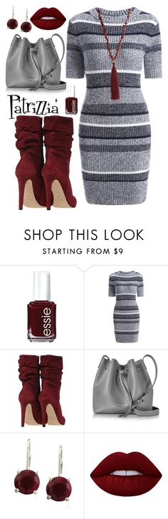 Patrizzia03.11.2016c by patrizzia on Polyvore featuring moda, Lancaster, Mixit, Lime Crime and Essie