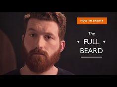 How To Create The Full Beard