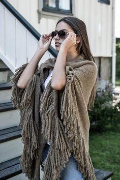 DAISY sjal