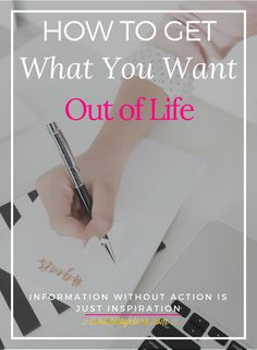 How to Get What You Want Out of Life via @carinkilbyclark