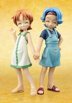 Figures Anime / Manga : One Piece Excellent Model Mild P.O.P CB-R2 PVC Statue 1/8 Nojiko 13 cm ( Megahouse )