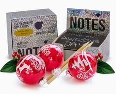 Holographic Scratch Off Mini Notes + 2 Stylus Pens Kit Only $7.64! I Love You Notes, Magic Doodle, Writing Thank You Cards, Coupon Queen, Christmas Stocking Stuffers, Scratch Off, Note Paper, Stylus, Holographic